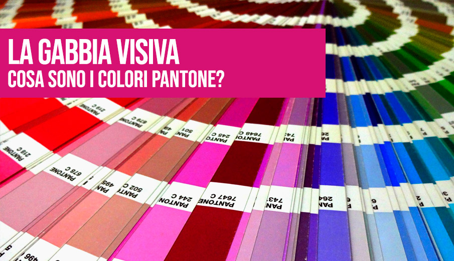 Cosa sono i colori Pantone?