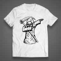 """T-shirt """"Dabbing skull"""""""
