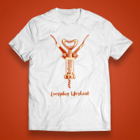 """T-shirt """"Everyday Workout"""""""