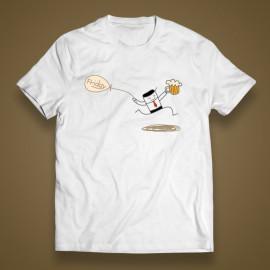 "T-shirt ""It's friday!"""
