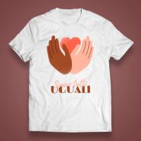"""T-shirt """"Siamo tutti uguali"""""""