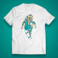 """T-shirt """"Submarine Skater"""""""