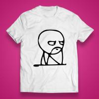 "T-shirt ""Thinking guy"""