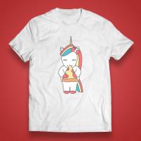 """T-shirt """"Unicorn pizza"""""""